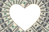For The Love Of Money — Stock Photo