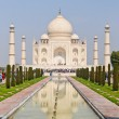 The Taj Mahal at noon — Stock Photo