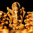 Ganesha amongst Ganesha's close up — Stock Photo