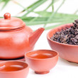 Chinese tea set — Stock Photo #7667802