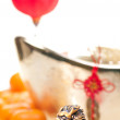 Close up of dragon for chinese new year — Stock Photo