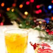 Stock Photo: Don't drink and drive during festive season