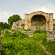 The ruins of  Saint Nicola church at Melnik, Bulgaria. — Stock Photo