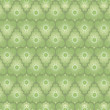 Light green background. Background. Wallpaper — Stockvector #7606446
