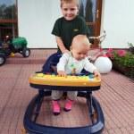 Playing kids — Stock Photo #7604922