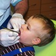 In Dental surgery — Stock Photo