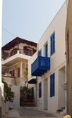 Typical greek alleyway — ストック写真