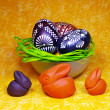Easter decoration — Stock Photo #7631037