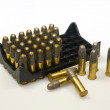 Smallbore cartridge — Stock Photo #7652364