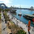 Circular quay — Stock Photo #7626897