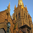 St. Marys Cathedral in Sydney - Lizenzfreies Foto