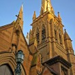 Stock Photo: St. Marys Cathedral in Sydney
