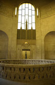 Anzac memorial interior — Stock Photo