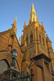 St. Marys Cathedral in Sydney — Stock Photo