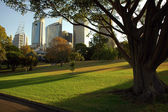 Royal Botanic Gardens — Stock Photo