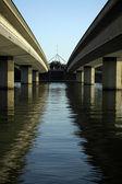 Avenue Bridge — Stock Photo