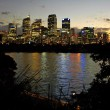 Sydney night scenery — Stock Photo #7717581