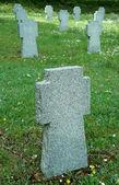 Tomb stones — Stock Photo