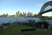 Sydney sehenswürdigkeiten — Stockfoto