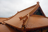 Buddhist temple detail — Stock Photo