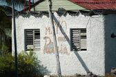 Simboli della rivoluzione a Cayo Largo - Cuba — Stock Photo