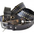 Belts Black — Stock Photo #7872516