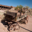 Stock Photo: Wild West Coach