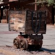 Mining Cart — Stock Photo