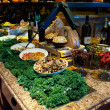 Foto Stock: Gourmet Salad Bar