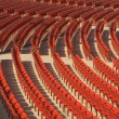 Auditorium Seats - Stockfoto