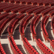 Auditorium Seats — Stock Photo #7873528