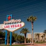 Las Vegas Sign — Stock Photo