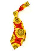 Flower Necktie — Stock Photo