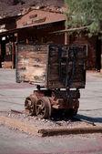Mining Cart — Stock Photo