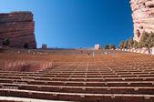 Red Rocks Amphitheater — Stock Photo