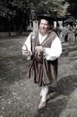 Renaissance Festival — Stock Photo
