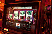 Slot Machine — Stock Photo