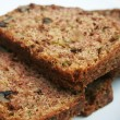 Zucchini Bread — Stock Photo
