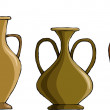 Stock Vector: Amphora