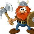 Viking - Stock Vector