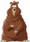 Bear — Vector de stock