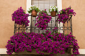 Spanish Balcony — Stock Photo