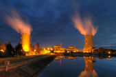 Power station two — Stock Photo