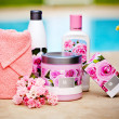 Beauty Products - Stock Photo