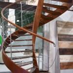 Modern stairs — Stock Photo #7721516