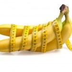 健康的なバナナ — ストック写真