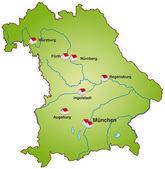 Bayern internet — Vecteur