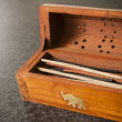 Incense Box — Stockfoto