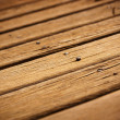 Stock Photo: Timber Decking