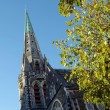 Christchurch Cathedral — Stock Photo #7694677